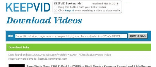 keepvid-similar-sites