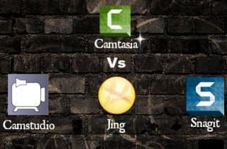 alternatives to camtasia