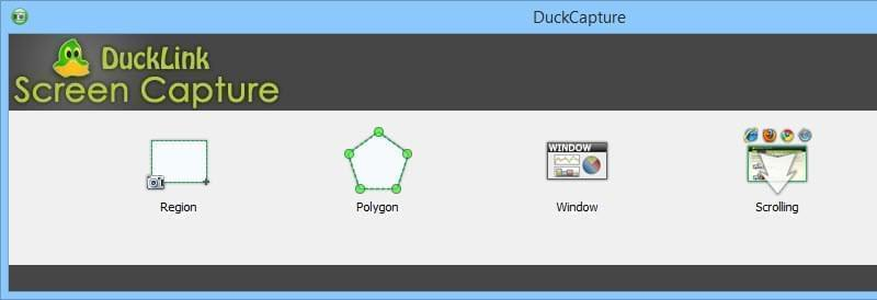 ducklink screen capture