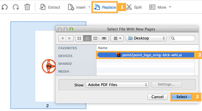 load image to pdf