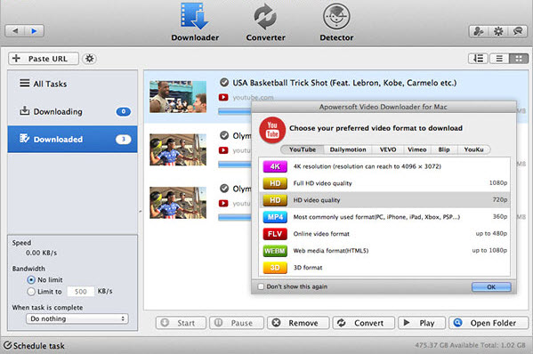 video keeper for mac download