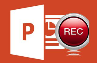 record powerpoint