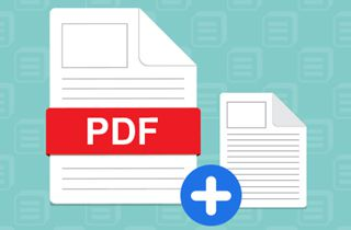 add pages to pdf