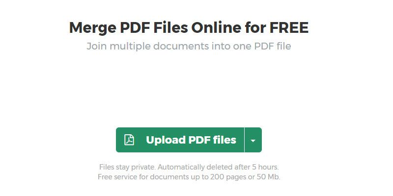 add pages to a pdf