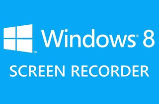 Windows 8 Screen Recorder