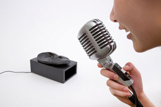 Record Your Voice with a Microphone