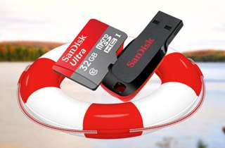 sandisk data recovery