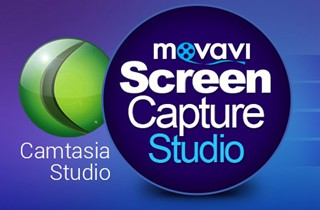 Movavi Screen Capture vs. Camtasia